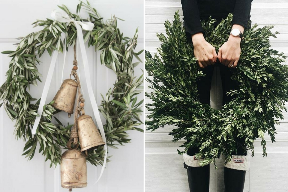 Holiday Gifts Wreaths